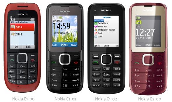 Nokia c-series