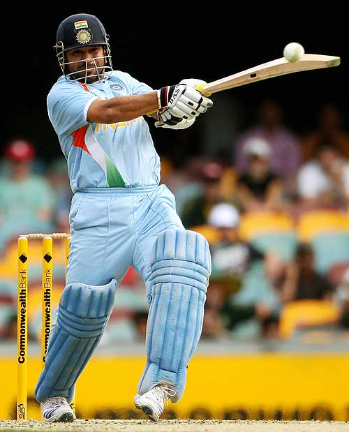 Sachin Tendulkar shortlisted
