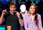 Shahrukh Khan with Kareena & Saif-ali-khan