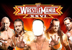 Wrestlemania - John Cena and other superstars