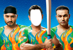 Topless Indian Cricketers in Pepsi Ad